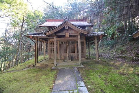 桜天満宮の拝殿