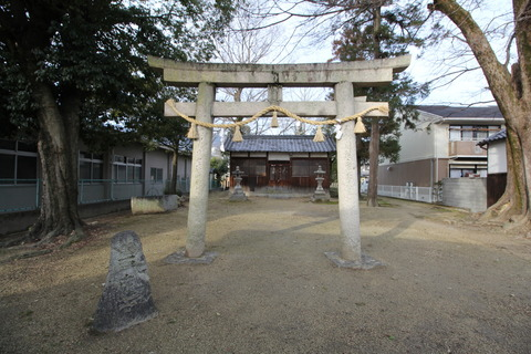 葛木御縣神社2