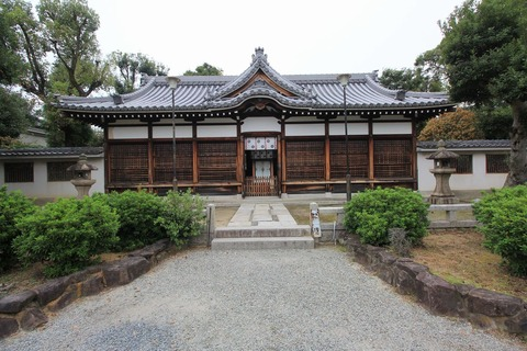 和泉五社総社拝殿