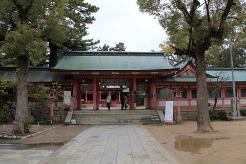 長田神社3