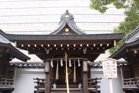 舳松神社2