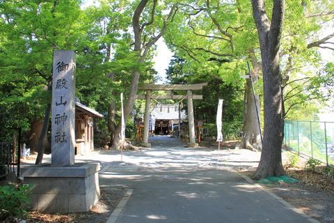 御殿山神社3