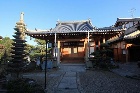 大念寺の本堂