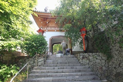 釈迦院の竜宮門