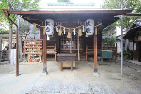 河堀稲生神社2