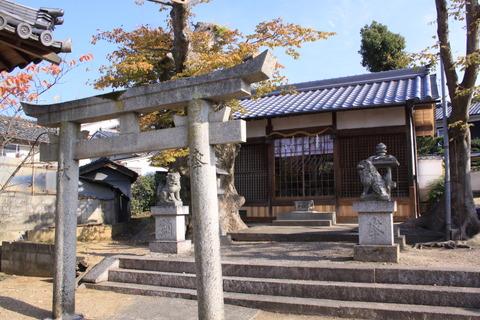 素盞鳴神社(三輪)2