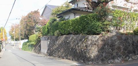 福島正則屋敷跡(福島太夫町)