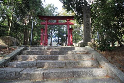 當麻山口神社1