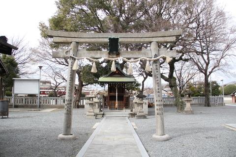弥刀神社6常世神社