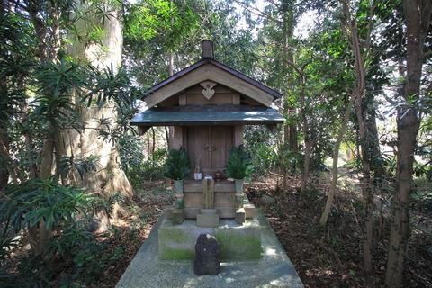 風の森神社4