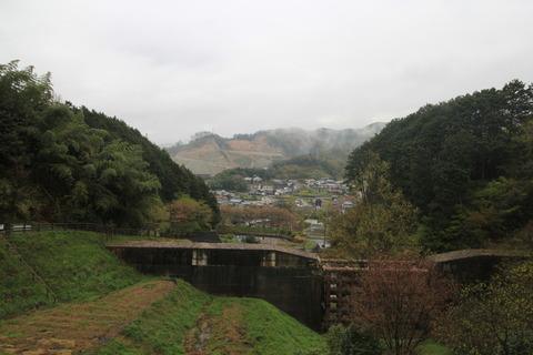 古瀬沢ダム2