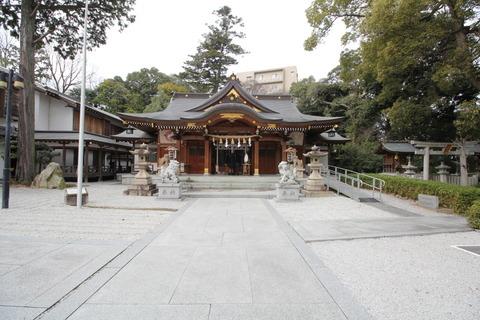 伊和居津神社2