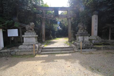 走田神社1