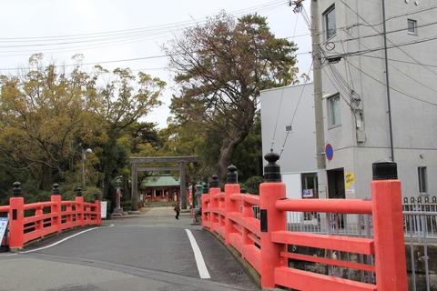 長田神社1