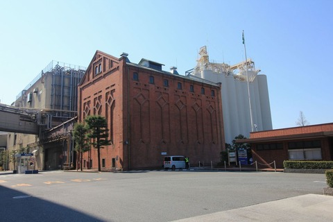 アサヒビール工場
