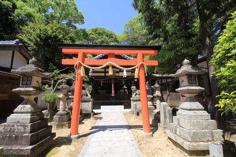 葛木神社2
