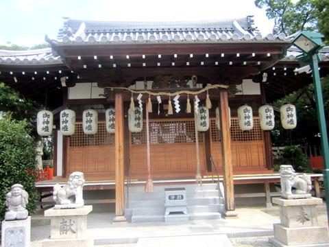 鞆呂岐神社2