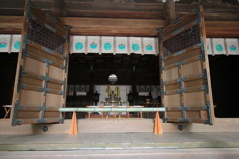 多田神社6本殿