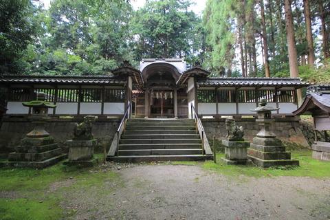 走田神社3