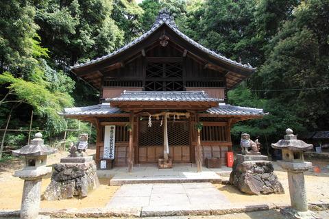 走田神社5