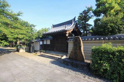 安楽寿院山門