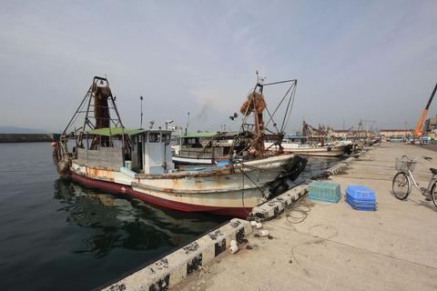 明石浦漁港