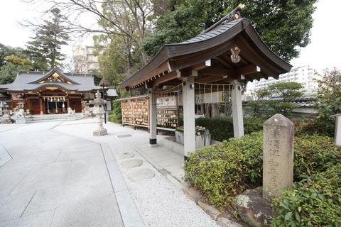 伊和居津神社4
