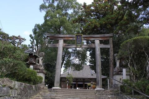 大直禰子神社1