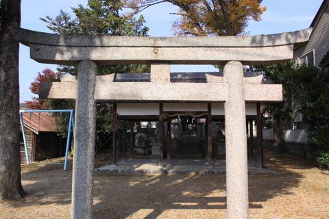 渟名城入姫神社1