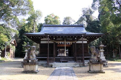 伊射奈岐神社3