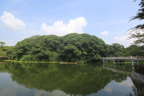 堀越神社7茶臼山古墳