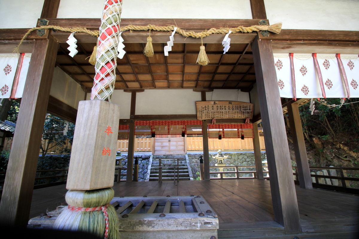 葛木御歳神社