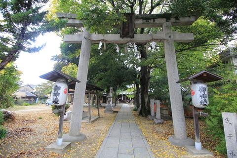 西堤神社2