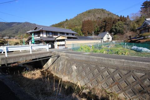 苔川から出雲神社社叢