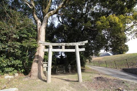 金村神社2