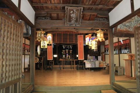 御殿山神社5