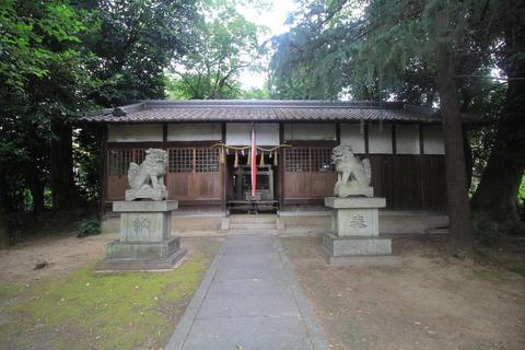 三十八柱神社2