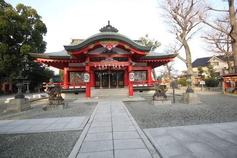 呉服神社3