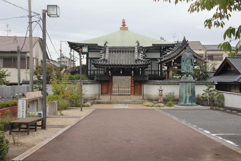 津の辺本妙寺