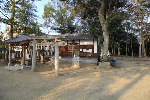 角刺神社2