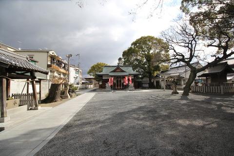弥刀神社2