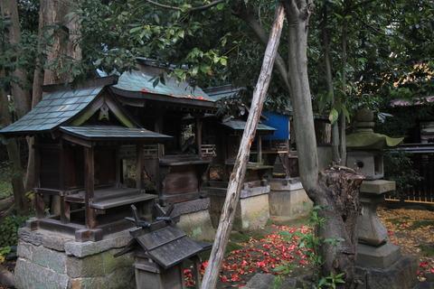片岡神社の境内社