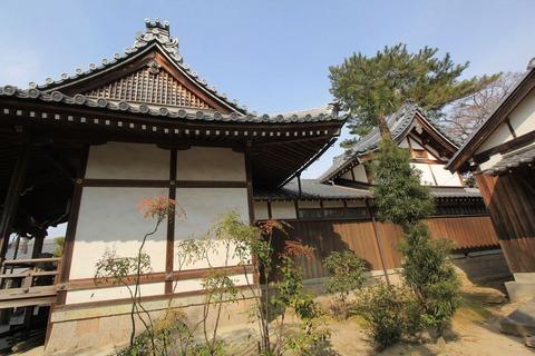 味生神社の本殿