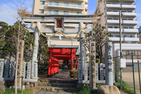 寶ノ海神社1