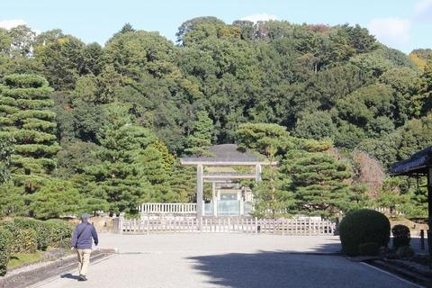 昭憲皇太后陵