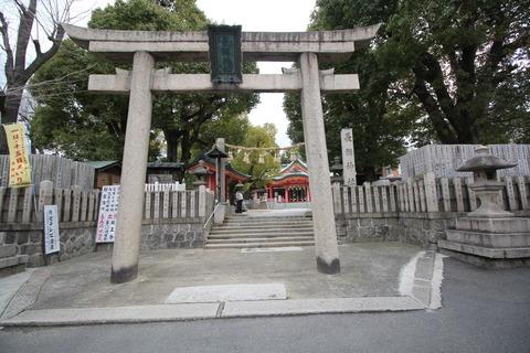 長瀬神社1