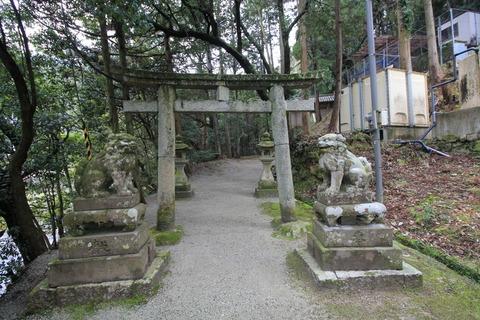 葛木水分神社4