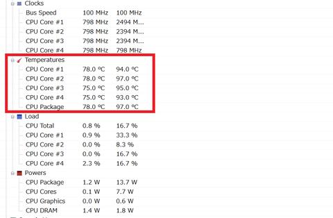 PC温度あかんこれ