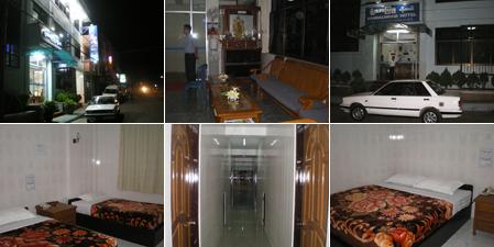 ナタピュ ホテル( SANDALWOOD HOTEL )