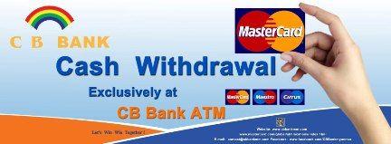 CB Bank ATM